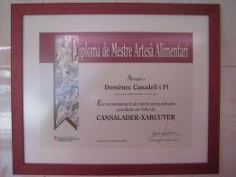 Carnisseria - cansaladeria Canadell Pi -